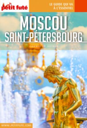 MOSCOU - SAINT PÉTERSBOURG 2018 - Le guide numérique