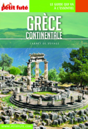 GRÈCE CONTINENTALE 2018 - Le guide numérique