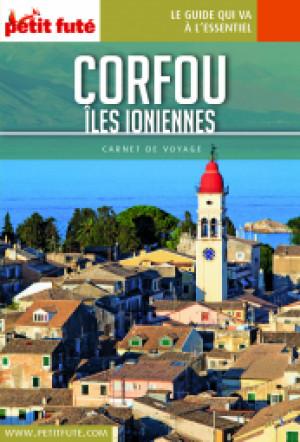 CORFOU / ÏLES IONIENNES 2018 - Le guide numérique