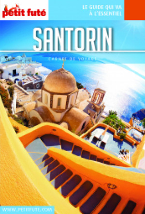 SANTORIN 2018/2019 - Le guide numérique