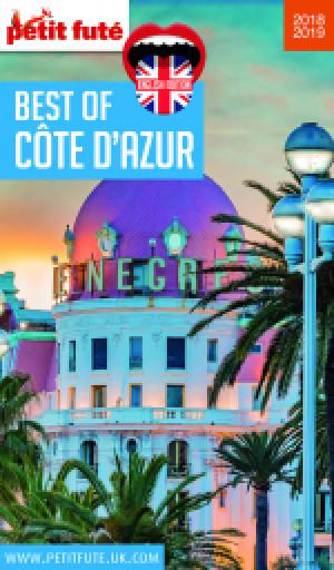 BEST OF COTE D'AZUR 2018/2019 - Le guide numérique