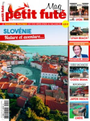 Petit Futé Mag n°55 - Printemps 2018 - Le guide numérique
