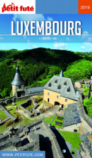 LUXEMBOURG 2019 - Le guide numérique