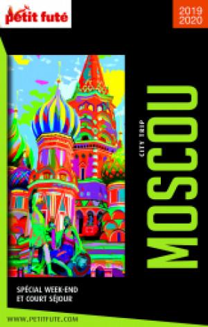 MOSCOU CITY TRIP 2019/2020 - Le guide numérique